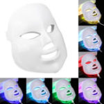Оригинал 7 цветов Light Photon LED Электрический уход за лицом Маска Уход за кожей