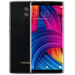 Оригинал DOOGEEMIX25.99дюймовРазъем для лица 4060mAh 6GB RAM 64GB ПЗУ Helio P25 2.5GHz Octa Core 4G Смартфон