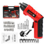Оригинал 45 In 1 Kit 4.8V Cordless Electric Screwdriver Power Drills Tool Bit Set with Charger/Case
