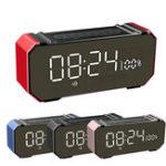 Оригинал GS707 Беспроводная связь LED Bluetooth 4.2 Звуковая сигнализация Звуковая сигнализация Часы USB TF AUX FM Радио Приемник