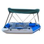 Оригинал НаоткрытомвоздухеАнтиUVTop Лодка Подвес для теней для загара для 2.3-3.3M Резина надувная Рыбалка Лодка