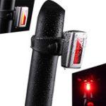 Оригинал WHEELUPXC-235RABSPMMALen Велосипед LED Задний фонарь USB зарядка 3 режима Mini Bike Заднийсвет Водонепроницаемы