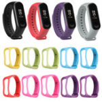 Оригинал Bakeey Замена многоцветных наручных часов Стандарты для XIAOMI MI Band 3