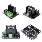 Оригинал Dlion Controller MOS Модуль управления неполярным интерфейсом управления Высокочастотная плата расширения питания для всех плат 3D-принтера