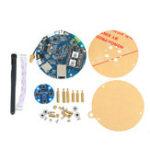 Оригинал WIFI Module Усилитель 2.412GHz-2.484GHz Для беспроводной интеллектуальной облачной звуковой системы DLNA QPlay Spotify Connect