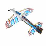 Оригинал Manta 5mm PP 800mm Wingspan RC Aircraft KIT
