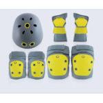 Оригинал XIAOMI Mijia Спортивная защитная комбинация детских шлемов