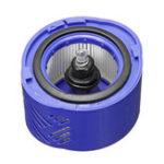 Оригинал Замена фильтров замены для Dyson V6 Очиститель вакуумного фильтра HEPA Hepa Filter Post Мотор Фильтр-сборка
