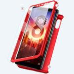 Оригинал Bakeey™2in1Double Dip 360 ° Full Protection PC с защитой экрана Чехол для Xiaomi Mi8 Mi 8