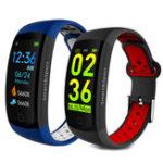 """Оригинал XANESQ6S0.96""""LCDЭкран3D Динамический IP68 Водонепроницаемы Смарт Браслет Кровяное давление Сердце Рейтинг Монитор Smart Watch"""