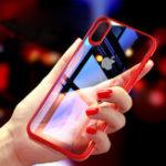 Оригинал BakeeyЗащитныйЧехолДляiPhoneXS Макс. Crystal Clear Анти Отпечаток отпечатка пальца