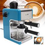 Оригинал Машина для приготовления кофе из капучино Latte из нержавеющей стали