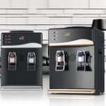 Оригинал 220V Питьевой кулер Стол Top Бытовая горячая холодная горячая гальоновая диспенсер для воды Автоматический увлажнитель