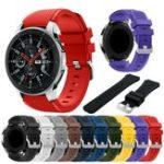 Оригинал BakeeyЗамена46mmСиликоновыйЧасыСтандарты Ремень для Samsung Galaxy Sports Smart Watch