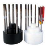 Оригинал T12 Stand T12 Soldering Iron Tips Holder Stand 19 Holes for T12 Soldering Tips Arrangement