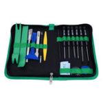 Оригинал BEST BST-112 22 В 1 Профессиональный ремонт ПК для мобильных телефонов Набор Набор инструментов для открытия Pry Отвертка Set