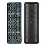Оригинал iPazzport KP-810-73B Bluetooth Подсветка Mini Wireless Клавиатура для Xiaomi 4K Mi Коробка Дистанционное Управление
