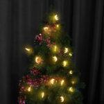 Оригинал 30 светодиодов Солнечные струнные огни Сад Наружная лампа Подарочный декор 6.5м водонепроницаемый свет декора