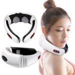 Оригинал KALOADЭлектрическиймассажердлямакияжаАкупунктурный массаж шейки матки Шея Магнитная терапия плечевого массажа Mass Pain