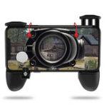 Оригинал Bakeey Мобильный телефон Геймпад Game Controller Джойстик Trigger Fire-Button для PUBG Shooting Game