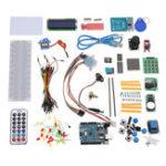 Оригинал RFID Стартовые наборы для Arduino UNO R3 Модернизированная версия Учебный комплект для модулей с розничной торговлей Коробка