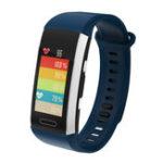 Оригинал BakeeyH1GPSТемпературавоздухаДавление Высота Дисплей HR Яркость Советы по вызову Smart Watch