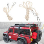 Оригинал Limb Hemp Веревка + Крюк для Traxxas TRX-4 Landrover D110 Шкала Crawler Rc Авто Запчасти