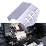 Оригинал Защитный кожух из нержавеющей стали Пластина для 1/10 Traxxas TRX4 Axle RC Crawler Авто Parts