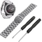Оригинал BakeeyЗапасныечасыизнержавеющейстали Стандарты Ремень для GarminFenix3/3HR Smart Watch