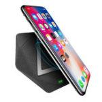 Оригинал Bakeey 10W Быстрая зарядка Qi Беспроводная зарядная панель для iPhone X 8 Plus S9 S8