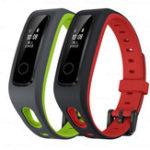 Оригинал HuaweiHonorСтандарты4Бегущаяверсия Ботинок для сушки на дереве с ударом сна Монитор Браслет Smart Watch