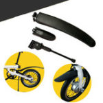 Оригинал BIKIGHT Electric Bike Mudguard High Strength Fender Anti-slip Support Set For Xiaomi Qicycle EF1