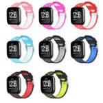 Оригинал KALOADСиликоновыйЗаменаBreathableWatchStrap Стандарты Ремень Для Fitbit Versa Smart Watch