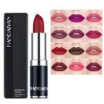 Оригинал 12 Color Velvet Matte Lip Палка Увлажняющая губа Макияж