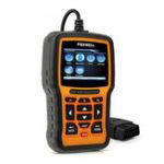 Оригинал FOXWELL NT510 Auto ABS SRS Airbag Crash Data EPB Масло Сброс Авто Диагностический сканер для BMW