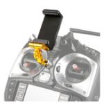 Оригинал Universal FPV Fixed Mount Base Holder For 7 Inch Screen Flysky RadioLink Remote Control Arm Phone