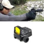 Оригинал ДоктерJH606ТактическаяохотаГолографическаякрасная точка прицела Оптика Scope Rail Mount Riflescopes