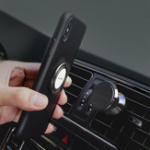 Оригинал XiaomiMetalМощныймагнитныйповоротна 360 градусов Авто Держатель для iPhone для мобильного телефона