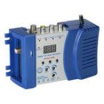 Оригинал Автоматический радиочастотный модулятор Компактный радиомодулятор Аудио конвертер видеосигнала RHF Сигнал UHF Усилитель AC230V