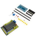Оригинал ADC0809 Модуль 8 бит 8 Параллельный модуль преобразования AD с программным аналоговым аналоговым преобразованием