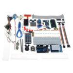Оригинал UNO R3 Стартеры для Arduino 1602LCD Сервопривод Ультразвуковые Мотор LED Реле RTC DIY