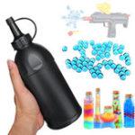 Оригинал 800ml Гель Мячи воды Пуля Бутылка для бутылок 10000PCS Бусины для воды Игрушка 7-8 мм