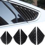 Оригинал Авто Задняя панель с боковым вентиляционным отверстием для задней панели Крышки для Ford Fusion Mondeo 4 Door