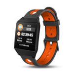 Оригинал BakeeyW1ИнтерфейспользователяHRКровяное давление Кислородная погода Яркость 1.3inch IPS Smart Watch