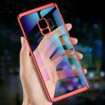 Оригинал BakeeyПокрытиеЯркийцветОчиститьSoft ТПУ Защитный Чехол Для Samsung Galaxy S9/S9 Plus / Примечание 9/S8/S8 Plus/S7 Край