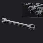 Оригинал Double Head Ratchet Wrench 8MM For Propeller Disassembling RC Model