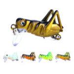 Оригинал KC005-X5Pcs/Set3.5cm3g Cricket Lure Насекомое насекомых Рыбалка Lure Hard Bait Isca Искусственная приманка