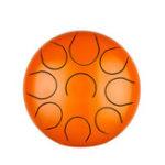 Оригинал 10 дюймов Мини 9 тональный стальной инструмент для ударных ударных инструментов с барабанами и Сумка
