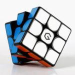 Оригинал Xiaomi Giiker M3 Магнитный Cube 3x3x3 Яркий цветной квадрат Волшебный Cube Puzzle Science Education Toy