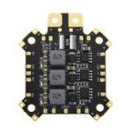 Оригинал HGLRC 2-6S Распределительный щит питания PDB 5V / 12V BEC с одной полосой LED Газа встроенный ток Датчик